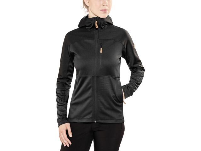 cozy fresh low cost online here Fjällräven Abisko Trail Fleece Jacket Women black